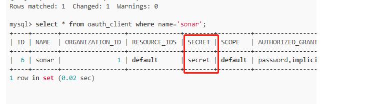 sonar使用猪齿鱼登陆失败- User Guide - Choerodon